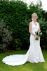 La Sposa lace halter neck gown, Aug 2009