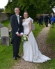 Victoria Jane wedding dress, Jun 2012